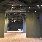 Glowfish@กรุงเทพฯ :: ผลงานผนังบานเลื่อนกันเสียงเคลื่อนที่ ห้องประชุมอเนกประสงค์