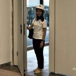 บายบัสส์@กรุงเทพฯ ผลงาน ผนังกันเสียงเลื่อนได้ ห้องประชุม และห้องฝึกอบรม
