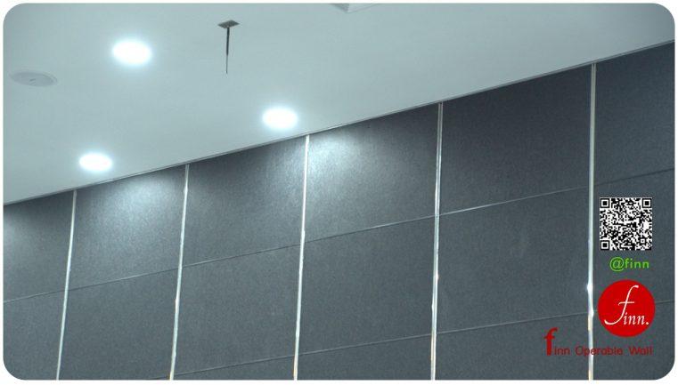 ผนังกั้นห้องประชุม @สยาม สไมล์ – กรุงเทพมหานคร # ผลงาน ผนังกั้นห้องประชุม ผนังกันเสียงเคลื่อนที่ ห้องประชุม และห้องฝึกอบรม